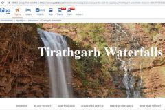 Tirathgarh Waterfall used by Goibibo