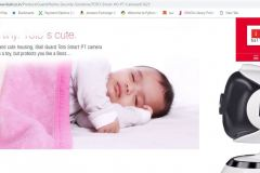 Baby Image in iBall