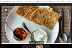 Our Food Photography used in  Zomato