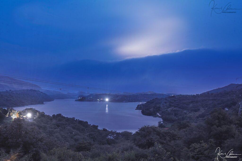 Manchanabele Dam bangalore <
