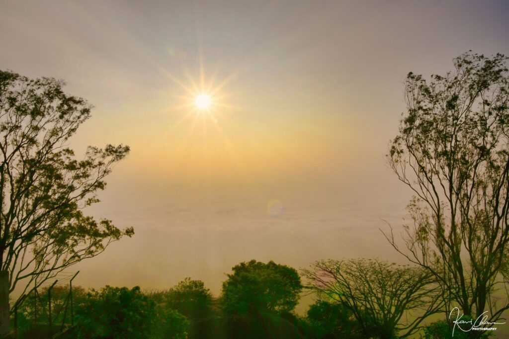 Nandi Hill Landscape